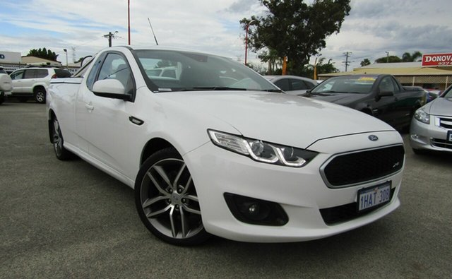 Used Ford Falcon XR6 Ute Super Cab, Bellevue, 2015 Ford Falcon XR6 Ute Super Cab Utility