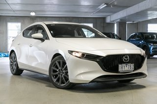 Demonstrator, Demo, Near New Mazda 3 G25 Evolve, Mulgrave, 2019 Mazda 3 G25 Evolve BP Hatchback