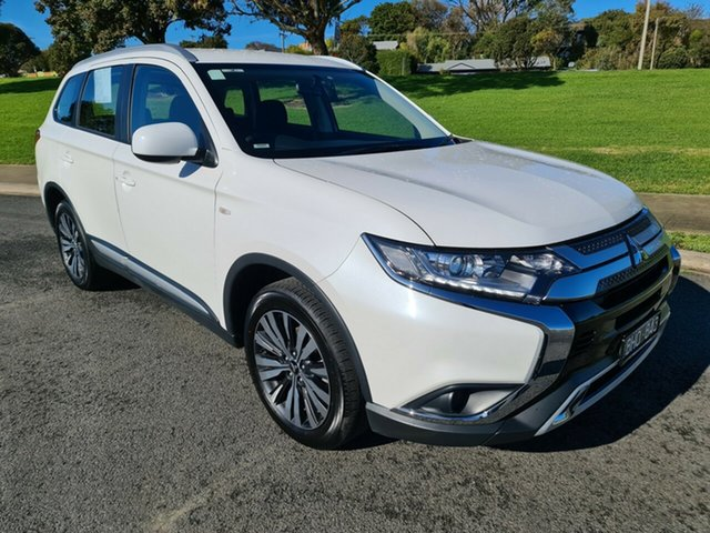 Used Mitsubishi Outlander ES AWD, Warrnambool East, 2018 Mitsubishi Outlander ES AWD Wagon