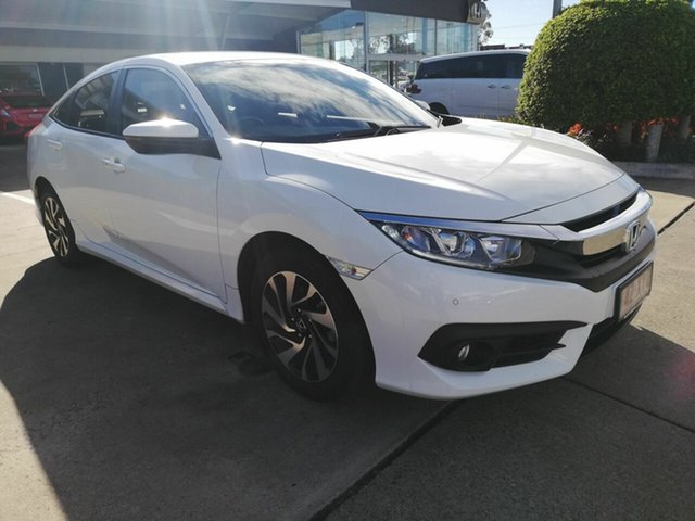 Discounted Used Honda Civic VTi-S, Yamanto, 2017 Honda Civic VTi-S Sedan