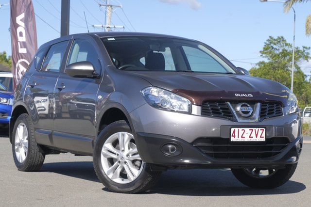 Used Nissan Dualis ST Hatch 2WD, Toowong, 2013 Nissan Dualis ST Hatch 2WD Hatchback