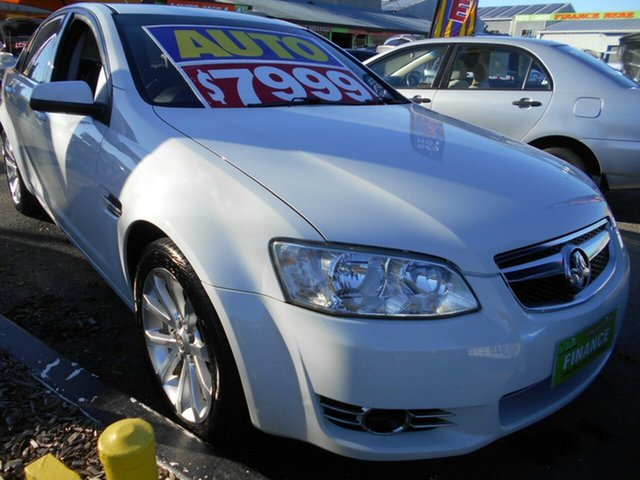 Used Holden Commodore Equipe, Slacks Creek, 2012 Holden Commodore Equipe Sedan
