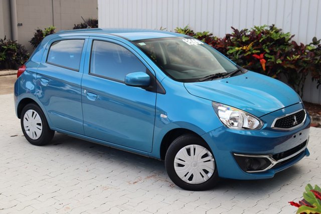 Used Mitsubishi Mirage ES, Cairns, 2018 Mitsubishi Mirage ES Hatchback