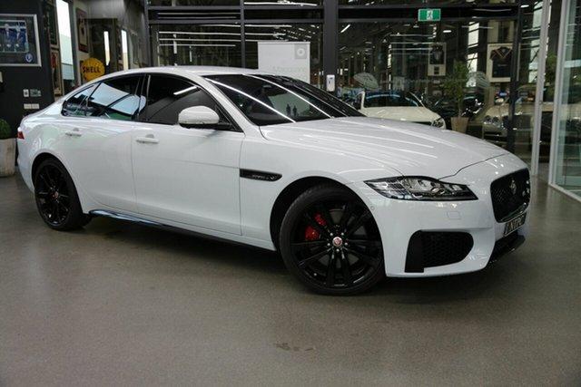 Used Jaguar XF 30d S, North Melbourne, 2016 Jaguar XF 30d S Sedan