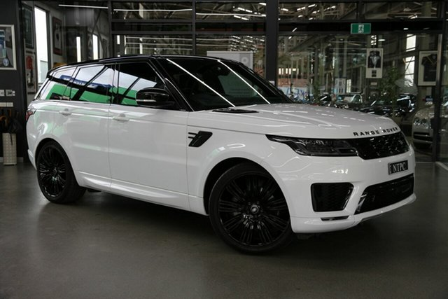 Used Land Rover Range Rover Sport SDV6 HSE Dynamic, North Melbourne, 2018 Land Rover Range Rover Sport SDV6 HSE Dynamic Wagon