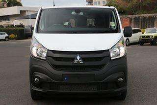 2020 Mitsubishi Express GLX SWB DCT Van.