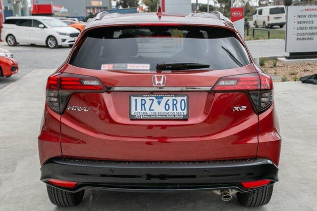 Demonstrator, Demo, Near New Honda HR-V RS, Springvale, 2020 Honda HR-V RS MY20 Hatchback