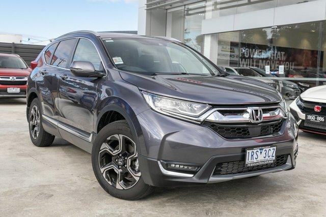 Demonstrator, Demo, Near New Honda CR-V VTi-LX 4WD, Springvale, 2020 Honda CR-V VTi-LX 4WD RW MY20 Wagon
