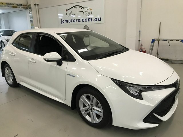 Used Toyota Corolla Ascent Sport E-CVT Hybrid, Bella Vista, 2019 Toyota Corolla Ascent Sport E-CVT Hybrid Hatchback