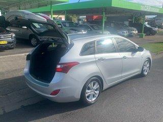 2014 Hyundai i30 Active Touring Wagon.