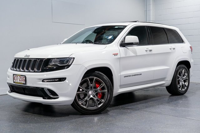 Used Jeep Grand Cherokee SRT 8 (4x4), Slacks Creek, 2015 Jeep Grand Cherokee SRT 8 (4x4) Wagon