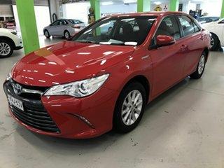 2017 Toyota Camry Altise Hybrid Sedan.