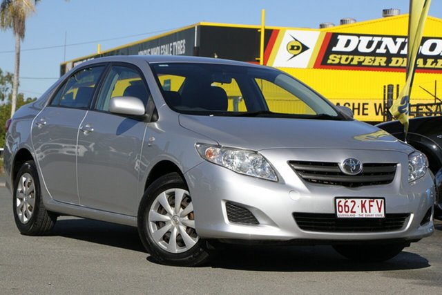 Used Toyota Corolla Ascent, Toowong, 2007 Toyota Corolla Ascent Sedan