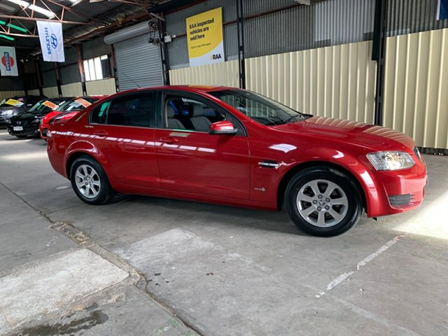 Used Holden Commodore Omega, Hampstead Gardens, 2011 Holden Commodore Omega Sedan