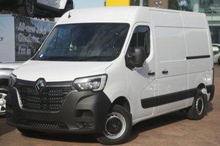 2020 Renault Master Pro MWB FWD (110kW) L2H2 Van.