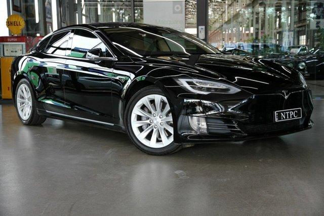 Used Tesla Model S 75 Sportback Sedan, North Melbourne, 2016 Tesla Model S 75 Sportback Sedan Hatchback