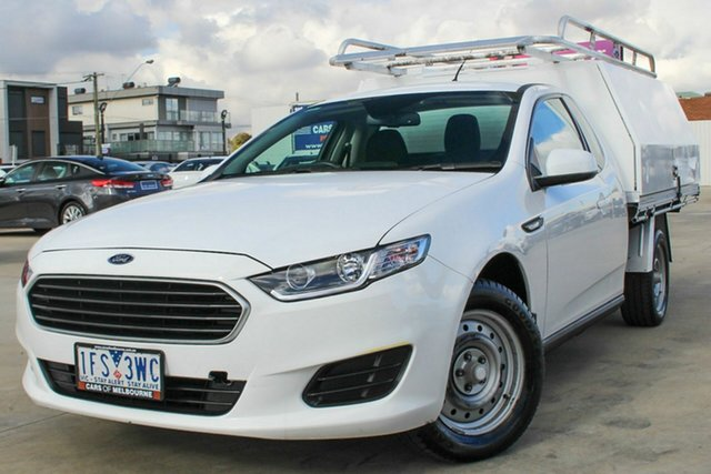 Used Ford Falcon Super Cab, Coburg North, 2015 Ford Falcon Super Cab Cab Chassis