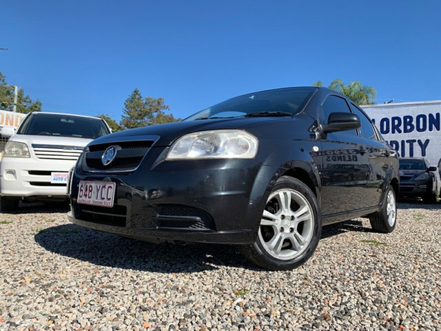 Used Holden Barina TK, Kingston, 2008 Holden Barina TK Sedan