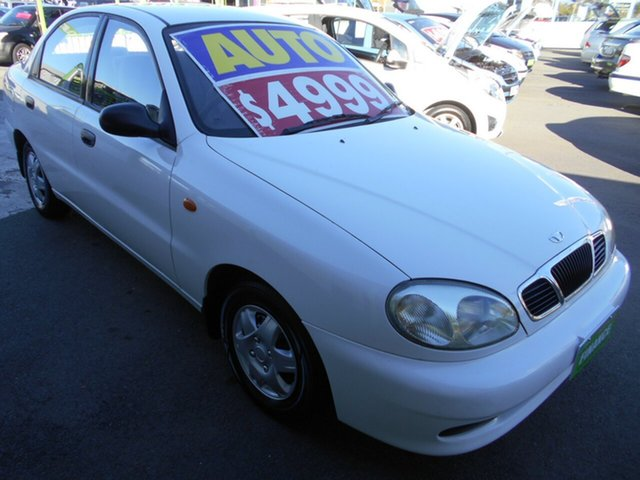 Used Daewoo Lanos SE, Slacks Creek, 2000 Daewoo Lanos SE Sedan