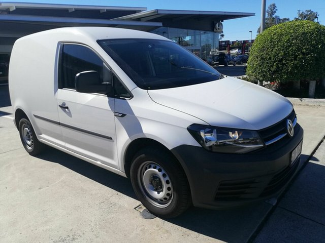 Discounted Used Volkswagen Caddy TSI160 SWB Runner, Yamanto, 2018 Volkswagen Caddy TSI160 SWB Runner Van