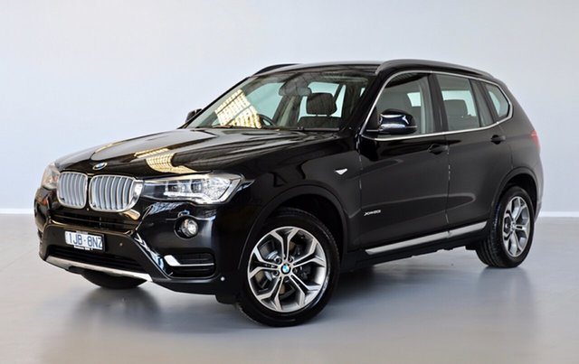 Used BMW X3 xDrive20i Steptronic, Thomastown, 2017 BMW X3 xDrive20i Steptronic Wagon