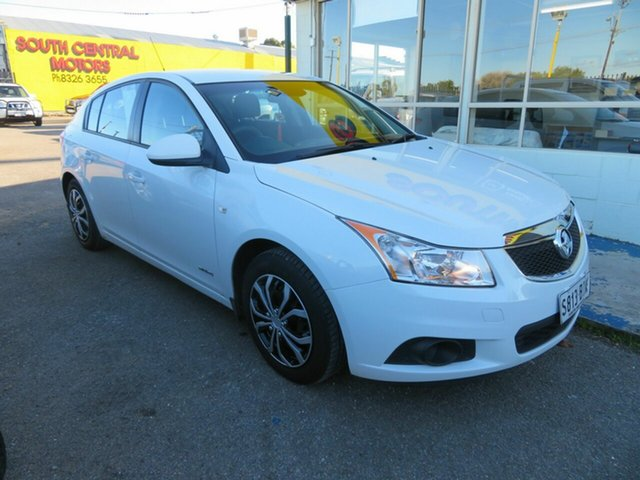 Used Holden Cruze CD, Morphett Vale, 2012 Holden Cruze CD Sedan