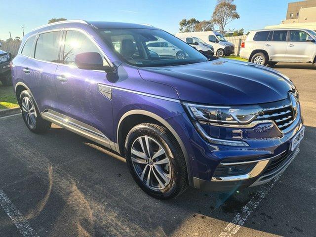 Used Renault Koleos Zen X-tronic, Warrnambool East, 2019 Renault Koleos Zen X-tronic Wagon