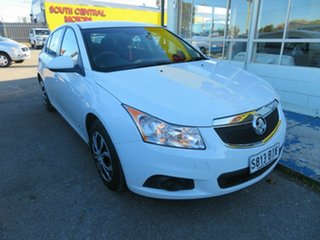 2012 Holden Cruze CD Hatchback.