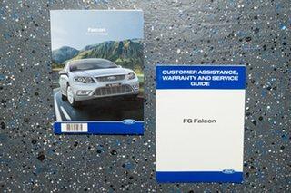 2010 Ford Falcon G6E Turbo 50th Anniversary Sedan.