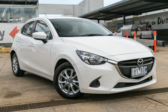 Used Mazda 2 Maxx, Mulgrave, 2016 Mazda 2 Maxx DJ MY16 Hatchback