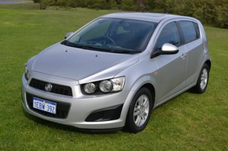 2013 Holden Barina CD Hatchback.