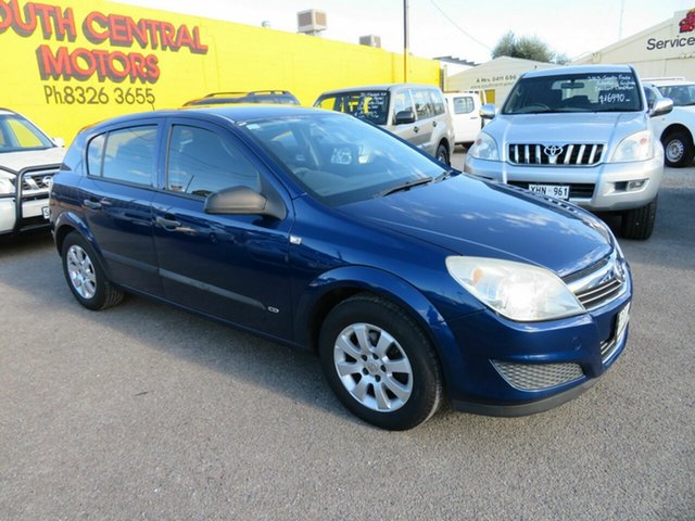 Used Holden Astra CD, Morphett Vale, 2007 Holden Astra CD Hatchback