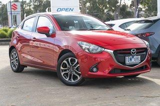 Used Mazda 2 Genki, Mulgrave, 2015 Mazda 2 Genki DJ Hatchback