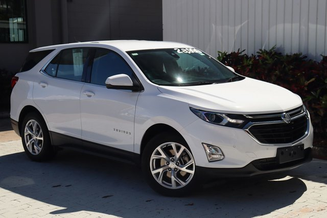 Used Holden Equinox LT FWD, Cairns, 2018 Holden Equinox LT FWD Wagon