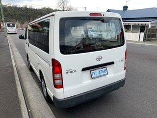 2006 Toyota HiAce LWB Van.