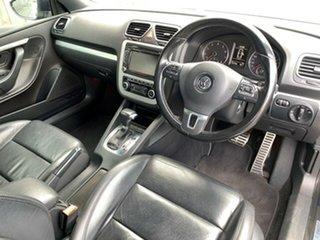 2010 Volkswagen EOS 155 TSI Convertible.