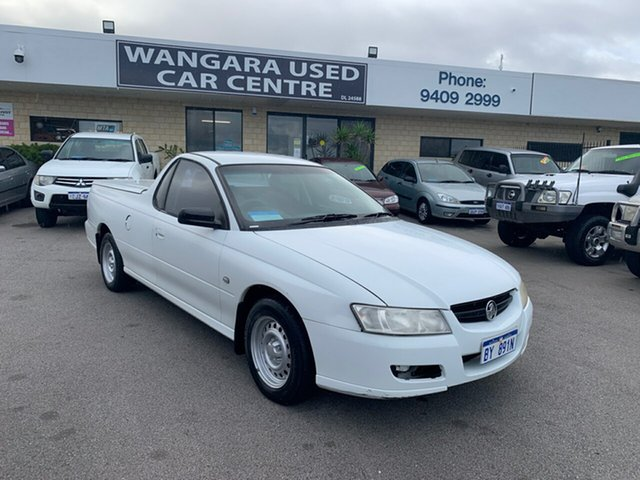 Used Holden Commodore, Wangara, 2006 Holden Commodore Utility