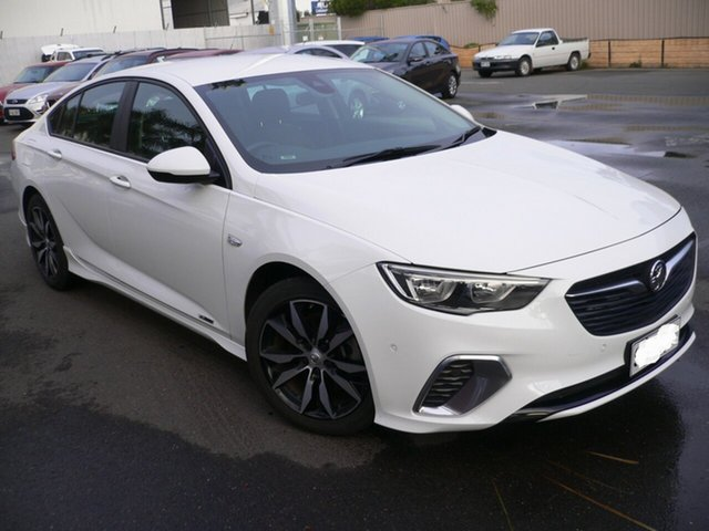 Used Holden Commodore RS Liftback AWD, St Marys, 2018 Holden Commodore RS Liftback AWD Liftback