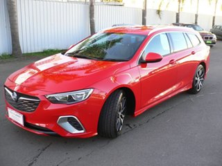 2018 Holden Commodore RS Sportwagon Wagon.