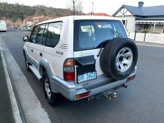 1997 Toyota Landcruiser Prado GXL (4x4) Wagon.
