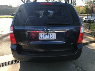 2006 Kia Grand Carnival (EX) Wagon.