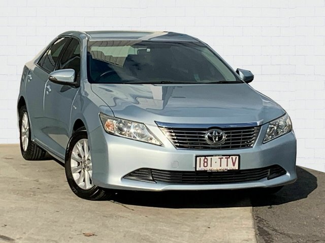 Used Toyota Aurion AT-X, Moorooka, 2014 Toyota Aurion AT-X Sedan
