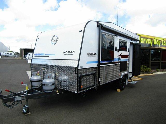 New Vivid Caravans Nomad [SAL2046], Pialba, 2020 Vivid Caravans Nomad [SAL2046] Caravan