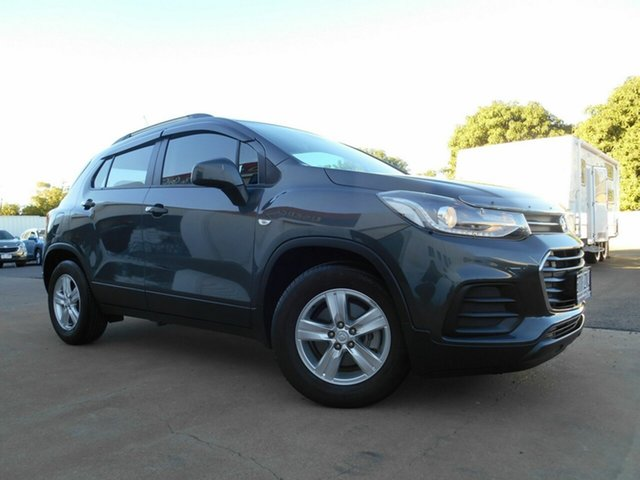 Used Holden Trax LS, Mount Isa, 2017 Holden Trax LS TJ MY17 Wagon