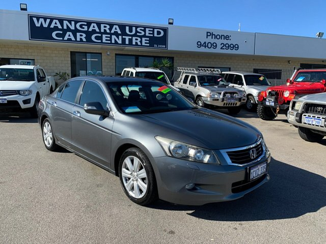 Used Honda Accord V6 Luxury, Wangara, 2008 Honda Accord V6 Luxury Sedan