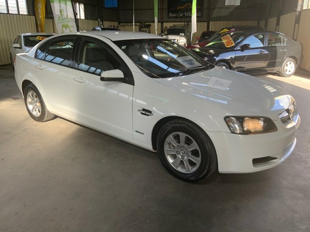 Used Holden Commodore Omega, Hampstead Gardens, 2010 Holden Commodore Omega Sedan