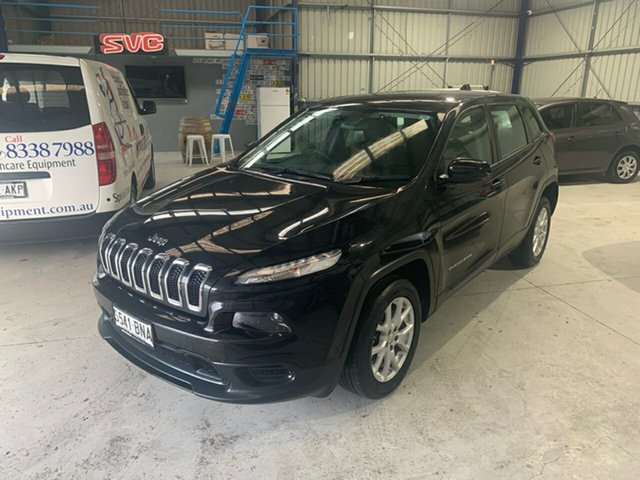 Used Jeep Cherokee Sport, Lonsdale, 2016 Jeep Cherokee Sport Wagon