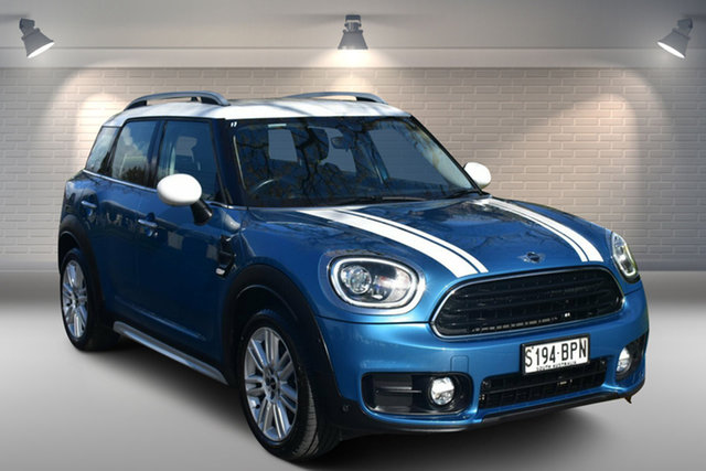Used Mini Countryman Cooper Steptronic, Nailsworth, 2017 Mini Countryman Cooper Steptronic Wagon