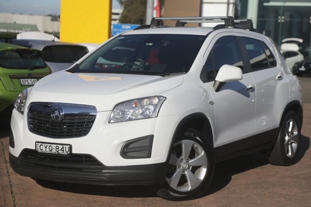 Used Holden Trax LS Active, Brookvale, 2015 Holden Trax LS Active Wagon