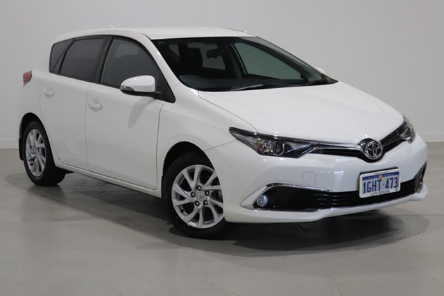 Used Toyota Corolla Ascent Sport S-CVT, Northbridge, 2017 Toyota Corolla Ascent Sport S-CVT Hatchback